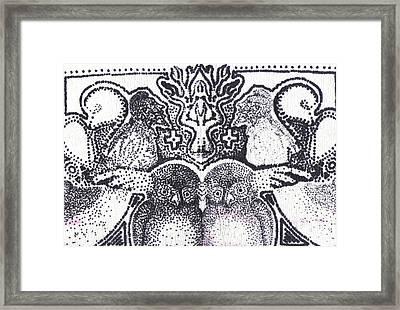 Hooters Framed Print