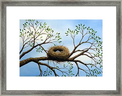 Hope Framed Print by Amy Giacomelli