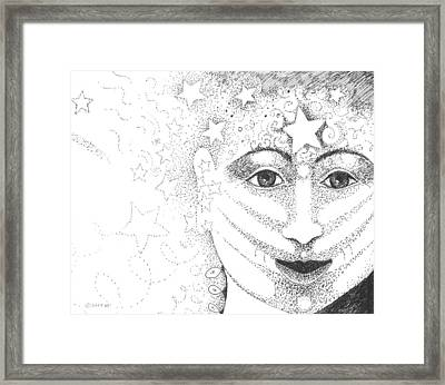 Hope And Rebirth Framed Print