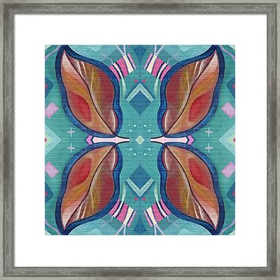 Hope Does Spring Eternal - T J O D 31 Arrangement 1 Framed Print by Helena Tiainen