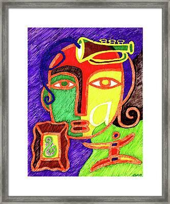 Hope Framed Print by Farah Faizal