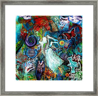 Hope Floats Framed Print by Genevieve Esson