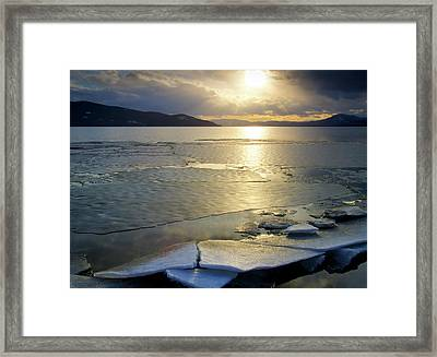 Hope Framed Print by Idaho Scenic Images Linda Lantzy