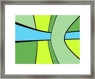 Hope Is A Thing With Feathers Framed Print by Sir Josef - Social Critic -  Maha Art