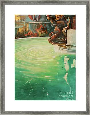 Hope  Framed Print by Lin Petershagen