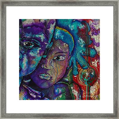 Hope Framed Print by Ron Carter