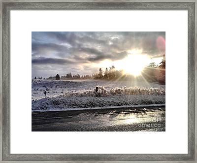 Hope  Framed Print by Rory Sagner