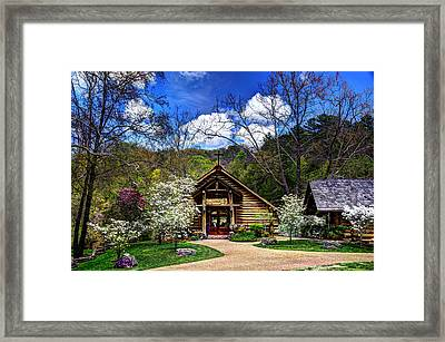 Hope Wilderness Chapel 2 Framed Print