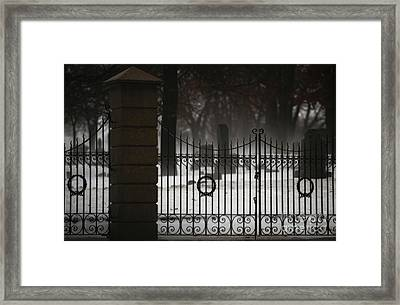 Hopeful Expectation Framed Print
