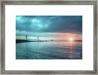 Hopeful Tomorrow Framed Print