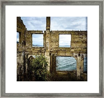 Hopelessness Framed Print