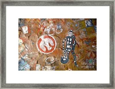 Hopi Dreams Framed Print
