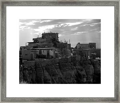 Hopi First Mesa 2 Framed Print