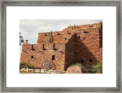Hopi House IIi Framed Print