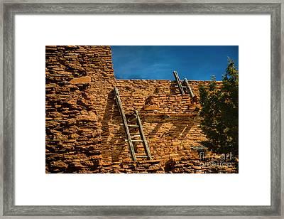 Hopi House Framed Print