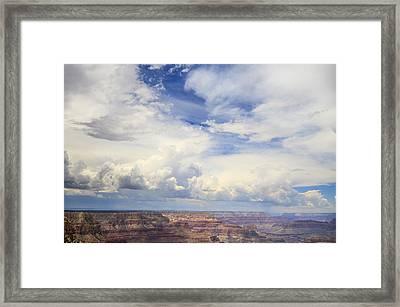 Hopi Point 2 Framed Print by Jessica Velasco