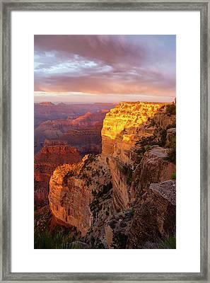 Hopi Point Sunset 2 Framed Print