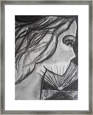 Horizon Framed Print by Marsha Ferguson
