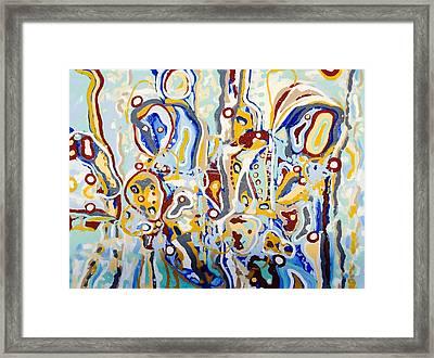 Suave #7--sold Framed Print