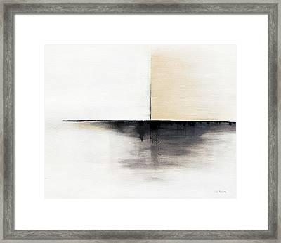 Horizons Framed Print by Slade Roberts