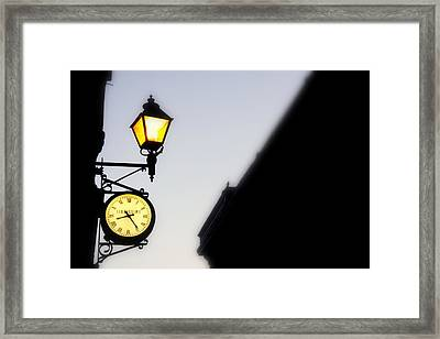 Horlage Framed Print by Russell Styles