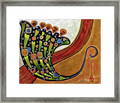 Horn Of Plenty Framed Print