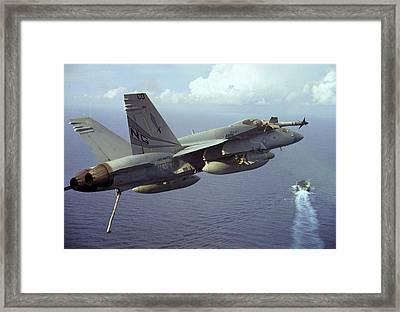 Hornet's Nest Framed Print by Aviation Heritage