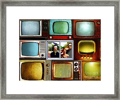 Horror Movie 20150928 Framed Print by Wingsdomain Art and Photography
