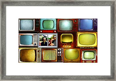 Horror Movie 20150928long Framed Print by Wingsdomain Art and Photography