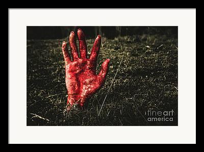 Resurrection Photographs Framed Prints