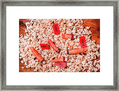 Horror Show Framed Print by Jorgo Photography - Wall Art Gallery