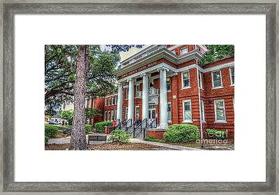 Horry County Court House Framed Print