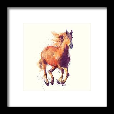 Running Wild Horses Art | Fine Art America