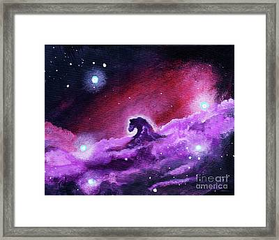 Horsehead Nebula 1 Framed Print by Jamie Hartley