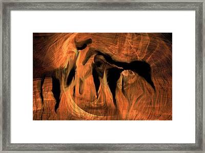 Horses 5 Framed Print