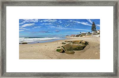 Horseshoes Framed Print by Peter Tellone