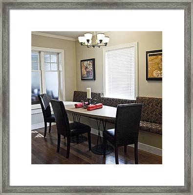 Hospice Quinte Meeting Room A Framed Print by Michael Rutland