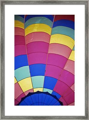 Hot Air Balloon - 9 Framed Print