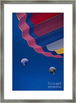 Hot Air Balloons Framed Print by Greg Vaughn - Printscapes