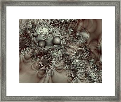 Hot Chocolate Possibilities Framed Print