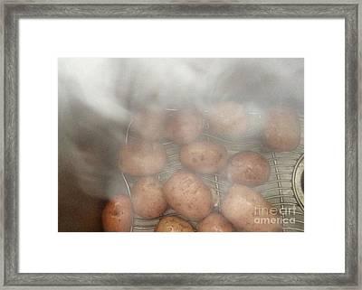 Hot Potato Framed Print by Kim Nelson