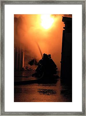 Hot Spot Framed Print by Cary Ulrich