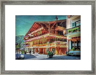 Framed Print featuring the photograph Hot Spot by Hanny Heim