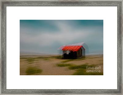 Hot Tin Roof Framed Print by Richard Thomas