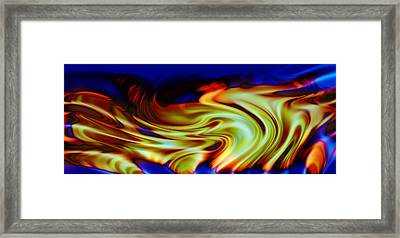 Hot Wheels Framed Print by Evelyn Patrick
