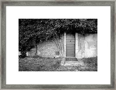 House # 25 Framed Print by Floyd Menezes