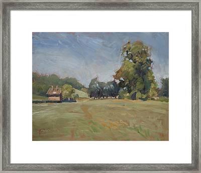 House Neder Canne Framed Print