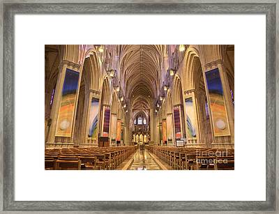 House Of God II Framed Print