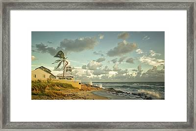 House Of Refuge Framed Print