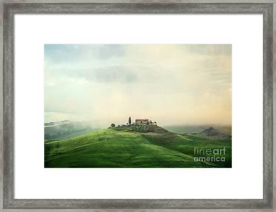House Of Rising Sun Framed Print